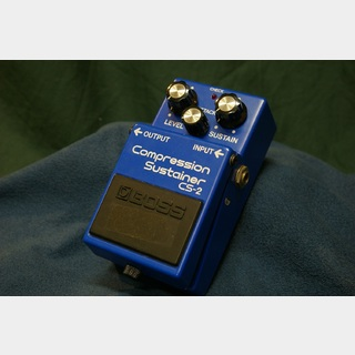"BOSS CS-2 Compression Sustainer ""MADE IN JAPAN"""