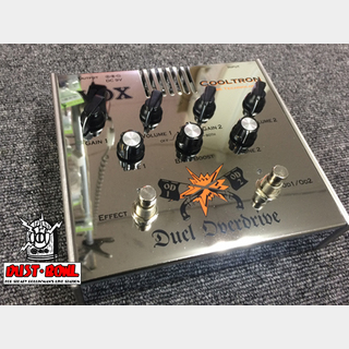 VOX CT-07DO Duel Overdrive