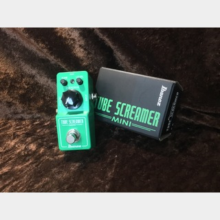 Ibanez TUBE SCREAMER MINI☆送料無料!10/20 20時まで!☆