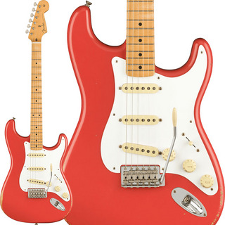 Fender Mexico Vintera Road Worn '50s Stratocaster (Fiesta Red)
