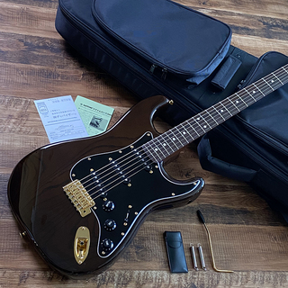 "momose MST2-TW LTD/NJ ""Thermo Wood Neck""(TEB w/Gold Parts)"