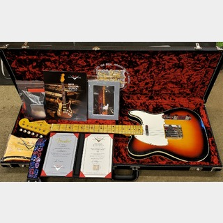 Fender Custom Shop 【USED】Limited Eric Clapton Blind Faith Telecaster built by Todd Krause 直筆サイン付 [2019年製]