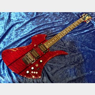 B.C.Rich MOCKINGBIRD LEGACY ST 【Trans Red】