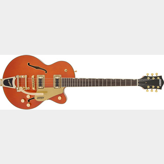 Gretsch Electromatic Collection G5655TG Electromatic Center Block Jr. Single-Cut with Bigsby (Orange Stain)