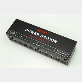 mosky AudioBLACK PEDAL POWER SUPPLY DC-CORE10