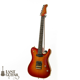 Valley Arts M Series Limited TL Style Figured Maple/Birdseye Neck