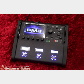 FRACTAL AUDIO SYSTEMS {BUG} FM3 Amp Modeler/FX Processor【今なら即納可能!!】