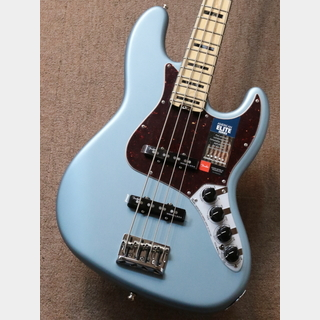 FenderAmerican Elite Jazz Bass Satin Ice Blue Metallic 【アウトレット大特価】【生産完了品】