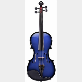 Glasser Glasser AEX Carbon Composite Acoustic-Electric Violin 4string《Blue》