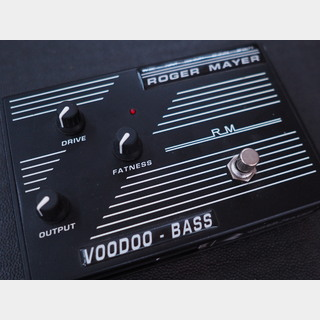 Roger Mayer New Voodoo Bass