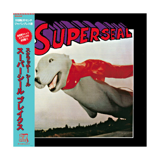 "Skratchy Seal (DJ QBert)Skratchy Seal (DJ QBert) Super Seal Breaks JPN 12"" レコード バトルブレイクス ジャパンプレス盤"
