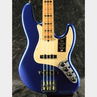 Fender 【リニューアル記念セール】American Ultra Jazz Bass -Cobra Blue-【US19071552】【48回金利0%】