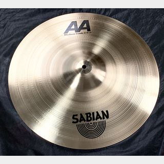 "SABIAN AA Medium Crash 18"" /46cm【USED】"