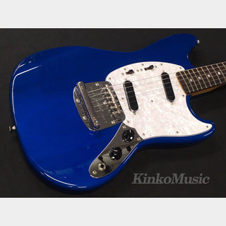 Fender Made in Japan Traditional 70s Mustang (Sapphire Blue Transparent) 【即納可能】【送料無料】