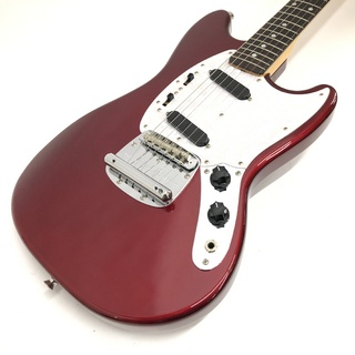 Fender Japan MG-69 Old Candy Apple Red 2007~2010年製