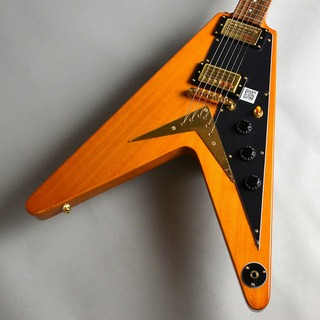 Epiphone Limited 1958 Korina Flying V/Antique Natural エレキギター