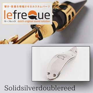 LefreQue SolidSilver/DoubleReed