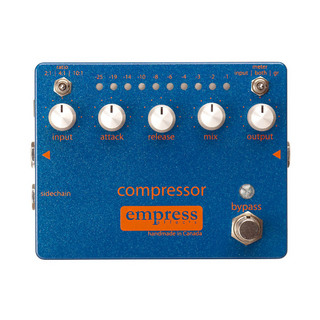 Empress Effects Compressor コンプレッサー
