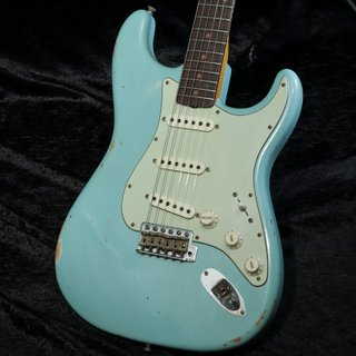 Fender Custom Shop 30TH ANNIVERSARY 1960 Stratocaster Aged Daphne Blue【御茶ノ水FINEST_GUITARS】