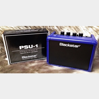 Blackstar FLY 3 Royal Blue Limited + FLY PSU【数量限定アダプター付きセット!】