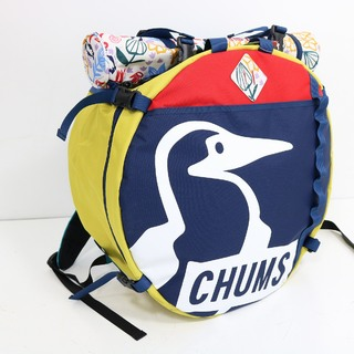 CHUMS Drumet Day Pack Eco Crazy 18F スネアケース 【SHIBUYA_WEST】
