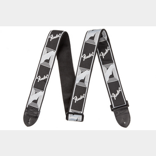 FenderMonogram Strap Black/Light Grey/Dark Grey 【心斎橋店】