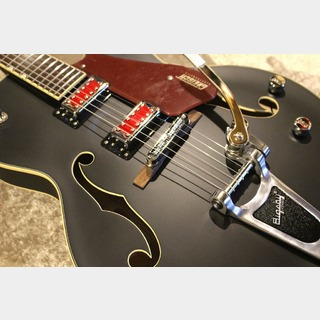 "Gretsch 【カッコよさ番長!!】G5410T Electromatic ""Rat Rod"" Hollow Body Single-Cut with Bigsby Matte Black"