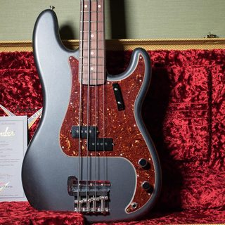 Fender Custom Shop Sean Hurley Signature 1961 Closet Classic Precision Bass (Aged Charcoal Frost)
