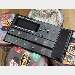 BOSS GT-1000 Guitar Effects Processor【即納可能】