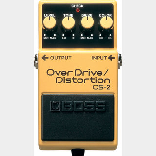 BOSS OS-2 OverDrive/Distortion 【12月14日(土)・15日(日)YAMANO DAYS特価】【数量限定】