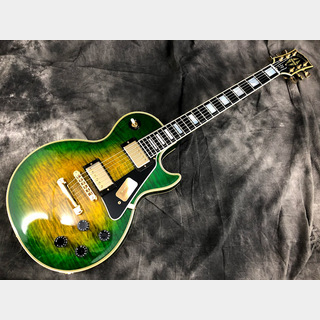 Gibson Custom Shop 2013 Custom Collection Les Paul Custom Limited Lightly Figured  HS IGB