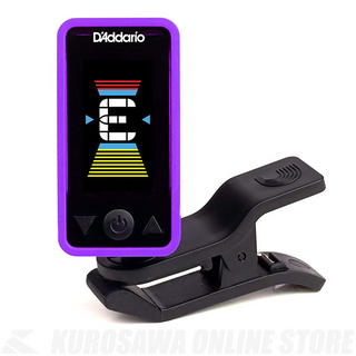 D'Addario Planet Waves Eclipse Tuner PW-CT-17 PR( クリップチューナー)