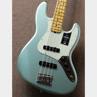 Fender 【ギグバックプレゼント】American Professional II Jazz Bass Mystic Surf Green