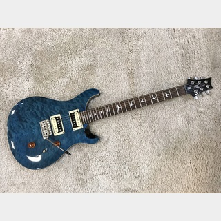 Paul Reed Smith(PRS) SE Custom 24 Quilt Whale Blue 【中古品】【2013年製】