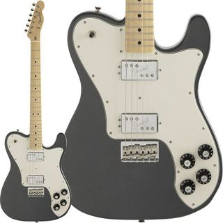 Fender Made in JapanHybrid Telecaster Deluxe (Charcoal Frost Metallic/Maple)