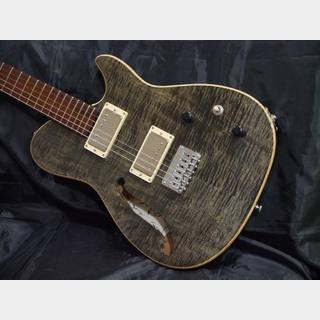 Nishgaki Guitars Style-N Cirrus Semi Hollow
