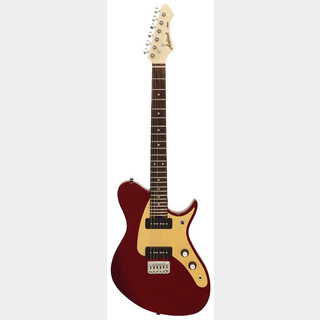 Aria Pro II Jet (Metallic Black Cherry)