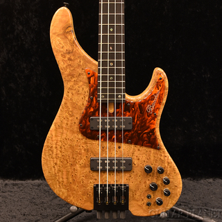 Bacchus 【歳末決算売り尽くしSALE!】WOODLINE-HEADLESS4-SP CB/E -CN-MAT-【Special Collections】【4-strings】