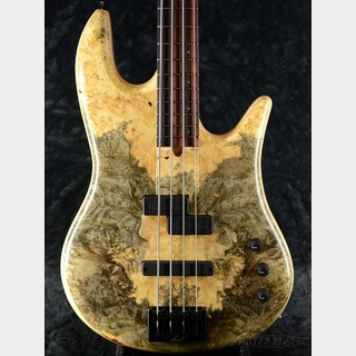 Elrick Gold Series Icon 4 P/J -Buckeye Burl Top-【3.59kg】【48回金利0%対象】【全国送料無料】