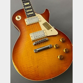 Gibson Custom Shop Historic Collection 1959 Les Paul Reissue Heavy Aged (2014年製USED) Slow Iced Tea Fade