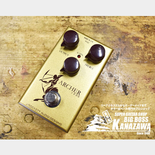 J.Rockett Audio Designs Archer Ikon OD【ケンタ系OD!おすすめ!】