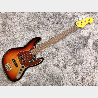 Fender American Professional Ⅱ Jazz Bass 3-Color Sunburst / Rosewood 【ギグバッグ/缶バッジ プレゼント!】