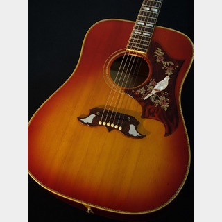 Gibson 【VINTAGE】 Dove Cherry Sunburst '69