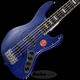 Bacchus WOODLINE 517AC (BLU-Oil/Ebony) [Active Model]