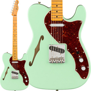 Fender USAAmerican Original '60s Telecaster Thinline (Surf Green) [Made In USA]]【お取り寄せ品】