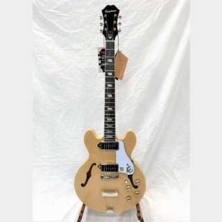 Epiphone Casino Coupe Natural 【展示処分特価】