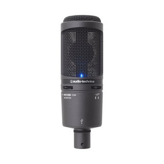 audio-technica AT2020USB+ Side Address Back Electret USB Condenser Microphone 【即日出荷可能!】