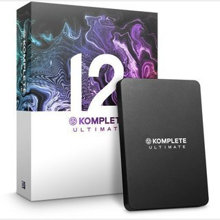 NATIVE INSTRUMENTS KOMPLETE 12 ULTIMATE 【1台限定特価】