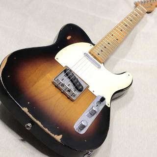 Fender Road Worn 50s Telecaster 2-Color Sunburst 2008年製 です