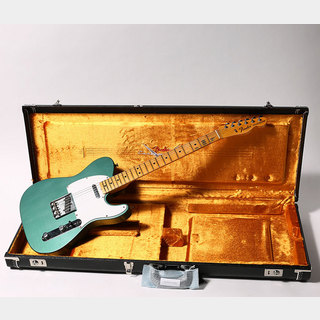 Fender Custom Shop Limited Edition 1967 Telecater (Sherwood Green Metallic / Maple Cap) Journeyman Relic